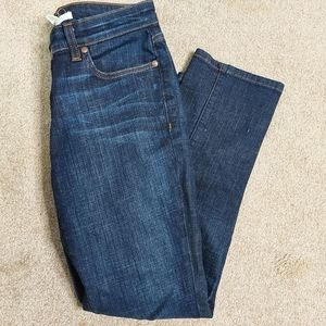 Eileen Fisher petite straight jeans